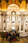 Library of Congress, Washington, DC, USA — Stock Photo