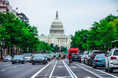US Capitol, Washington DC, US — Stock Photo