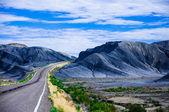 On the road, Utah, USA. — Stock Photo