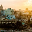 Havana (Habana) in sunset — Stock Photo #42445271