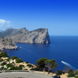 Cap Formentor at Majorca 2 - Stock Photo