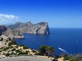 Cap Formentor at Majorca 2 — Stock Photo