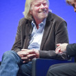 FRANKFURT, GERMANY - MAY 17: Richard Branson, Founder and Presid - Stock Photo