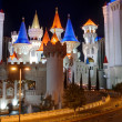 Excalibur Hotel and Casino in Las Vegas — 图库照片