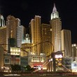New York-New York Hotel in Las Vegas — Stock Photo
