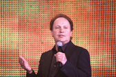 Billy Crystal takes part in IBM conference Impact 2009 — Stock Photo