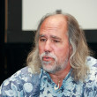 Stock Photo: Chief Scientist of IBM Grady Booch answers questions at Innovate conference