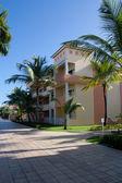 Hotel Gran Bahia Principe Bavaro. Punta Cana. Dominican Republic. — Stock Photo