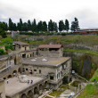 Постер, плакат: A visit to Herculaneum Italy through my eyes