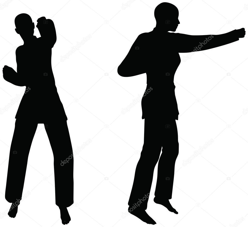 women fist men