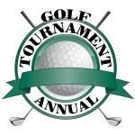 Golf Tournament Design — Stock Vector #31009031