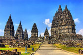 Prambanan — Stock Photo