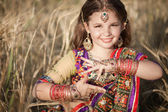 Indian girl — Stock Photo