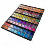 Professional makeup palette — Stock Photo