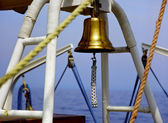 Ship's bell — Stock Photo
