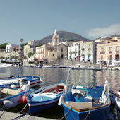 Island of Lipari, Aeolian Islands, Sicily, Italy — Stock Photo