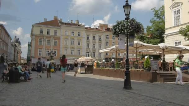 Centre de lviv — Vidéo