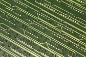 Placa de circuito. — Foto Stock