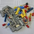 Stock Photo: Electrical components