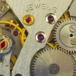 içinde saat — Stok fotoğraf