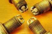 Spark plugs — Stock Photo
