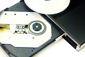 DVD recorder — Stock Photo