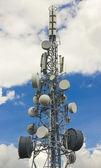 Antenna tower — Stock Photo