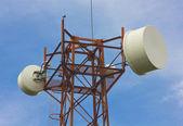 Anténní věž — Stock fotografie