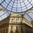 Royalty-Free Stock Photo: The Galleria Vittorio Emanuele II, Milan - Italy