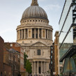 London - The Saint Paul Cathedral — Stock Photo