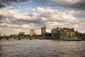 The southwark bridge - London — Stock Photo