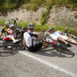 Bike accident — Stockfoto