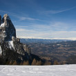 Siusi Alp — Stock Photo