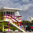 Lifeguard Tower  — Stockfoto