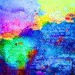 Abstract grafitti wall — Stock Photo #23538279
