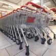 Shopping carts — Stock Photo #23614113