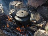 Hora do chá — Foto Stock