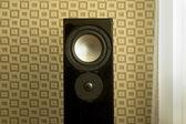 Luxury speaker — Stock Photo