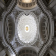 San carlo quatro fontane roma church — Stock Photo