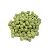 Garden peas — Stock Photo