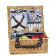 Royalty-Free Stock Photo: Picnic hamper.