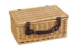 Picnic hamper. — Stock Photo