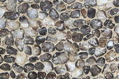 Flint wall background. — Stock Photo