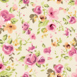 Seamless spring cute tiny vintage floral ,flower pattern background — Stock Vector #39389223