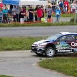 ������, ������: Neste Rally Finland 1st August 2013 Ostberg
