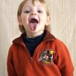 Baby boy — Stock Photo #23346490