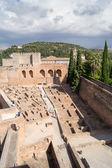 Alhambra — Stock fotografie