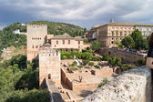 Alhambra — Stock Photo