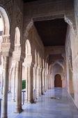 Types of Alhambra — 图库照片