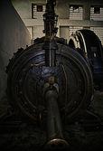 Maquinaria de mineração — Foto Stock